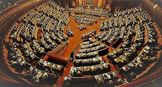 Pagina didattica sul Parlamento per la scuola primaria