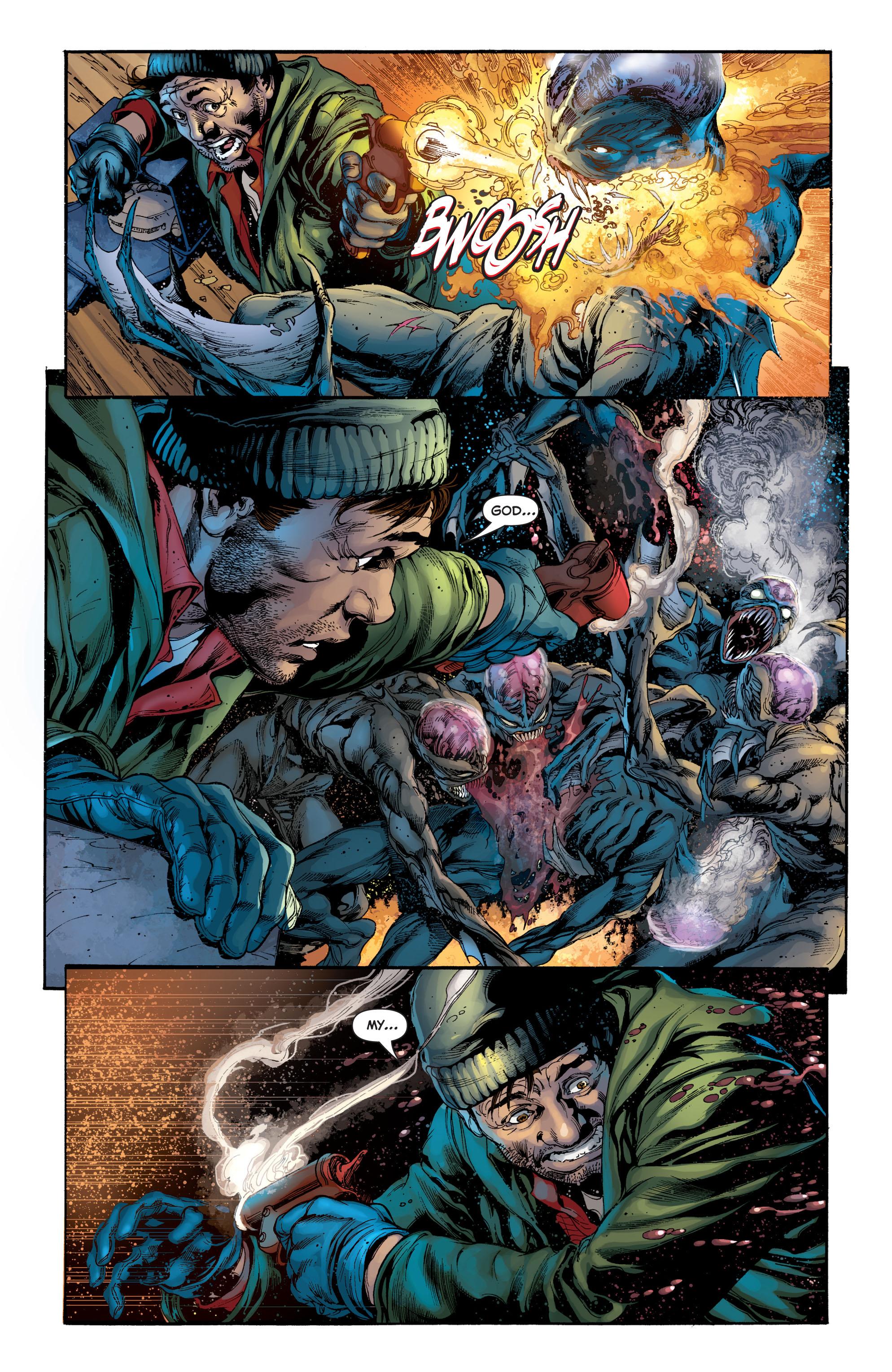Read online Aquaman (2011) comic -  Issue #2 - 3