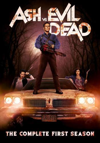 Ash vs. Evil Dead 1ª Temporada Torrent - BluRay 1080p Dual Áudio