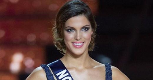 Iris Mittenaere ( Miss Univers ) grillée en charmante compagnie dans les rues de New York