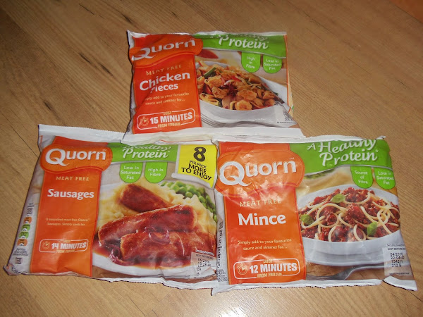 I Always Choose Quorn
