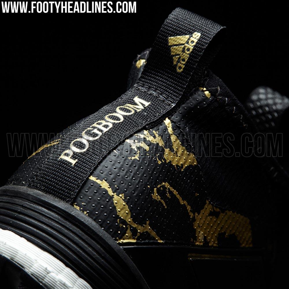 Adidas Ace 17 Purecontrol Gold