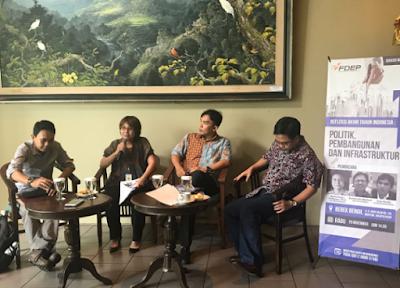 Meski Anggaran Naik, Investasi Infrastruktur Indonesia Masih Rendah
