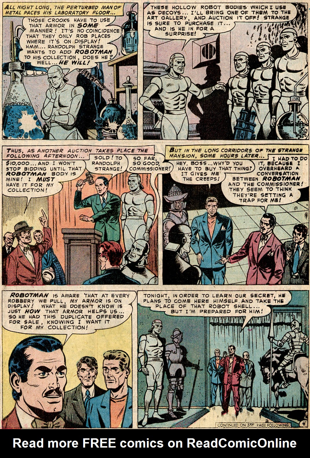 Read online World's Finest Comics comic -  Issue #226 - 51