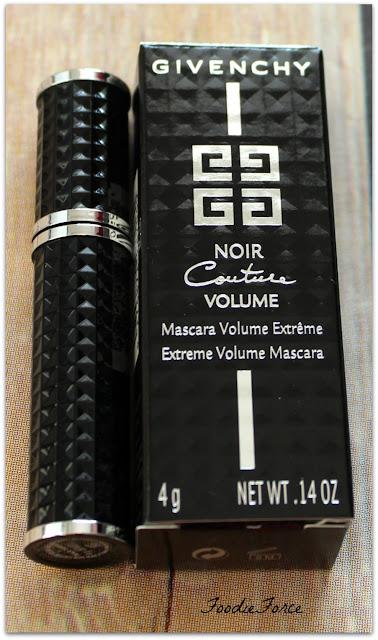 Givenchy's Noir Couture Volume Mascara