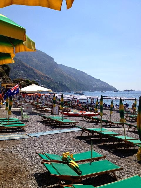 Gillians Lists Best Beach Clubs in Italy