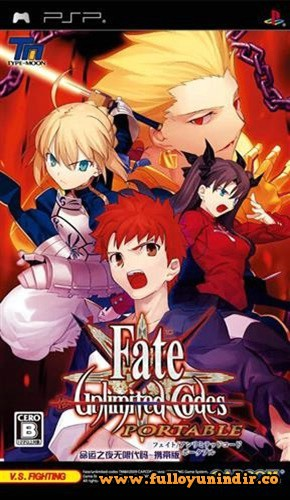 Fate Unlimited Codes