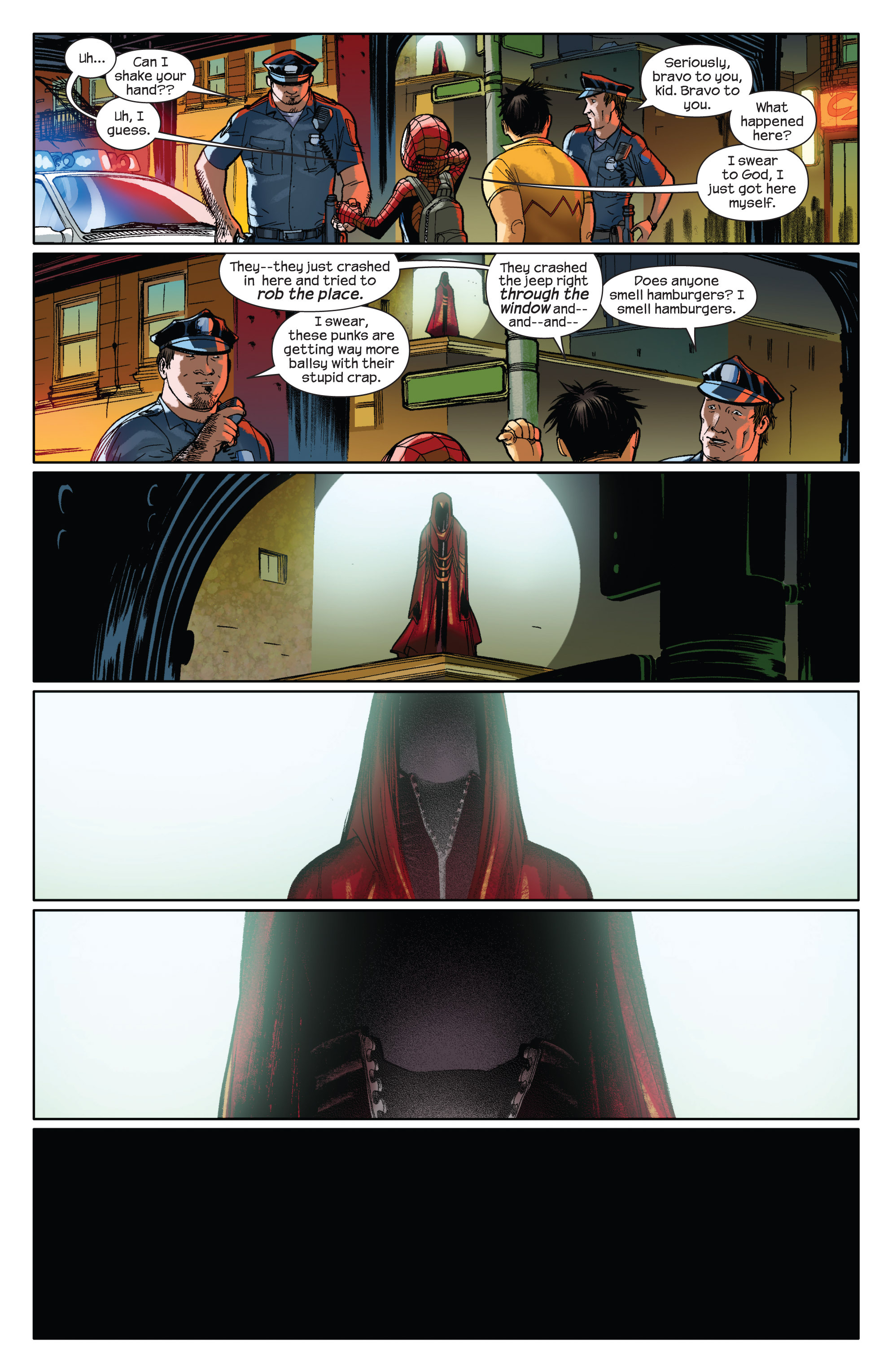 Read online Ultimate Spider-Man (2009) comic -  Issue #1 - 14