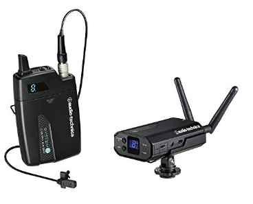 Best Wireless Lavalier Microphone for Film