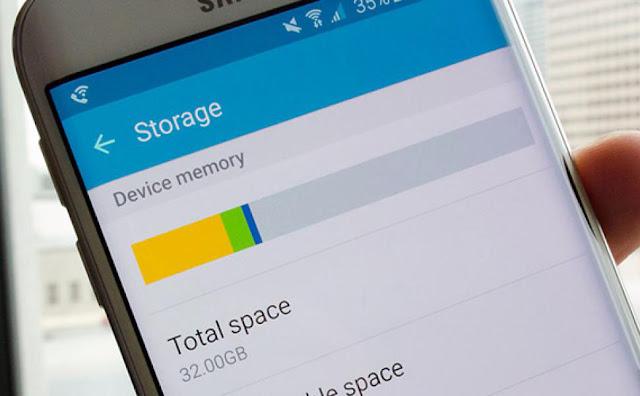 Cara Menghapus Memori Internal Android