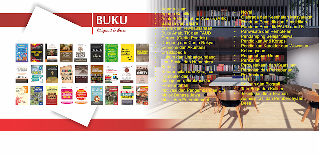 Daftar dan Katalog Buku Ekonomi dan Akuntansi