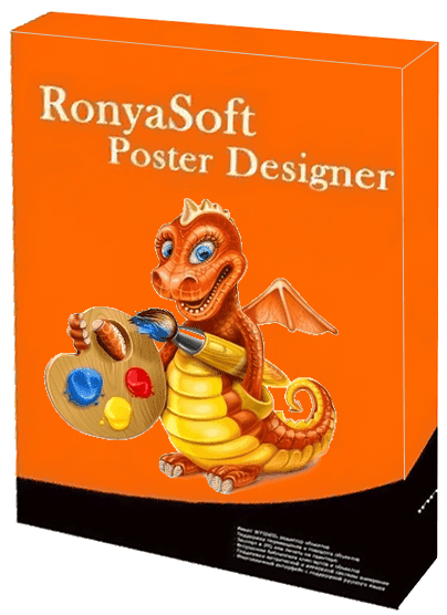 RonyaSoft Poster Designer 2.03.02 Multilingual