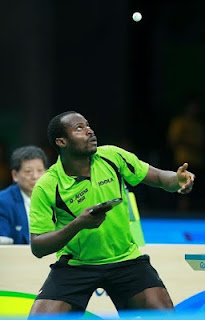 Rio Olympics: Nigeria's Aruna Quadri Knocked Out In Just 28 Minutes