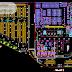 مخطط وصفي لمركز تجاري اوتوكاد dwg
