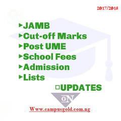 UNIMED ONDO ADMISSION LIST SUPPLEMENTARY RELEASED