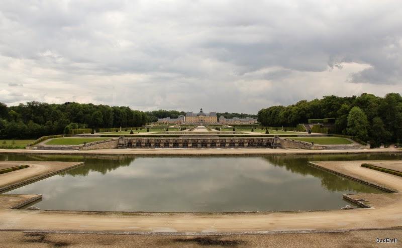 Jardin et Château de Vaux le Vicomte