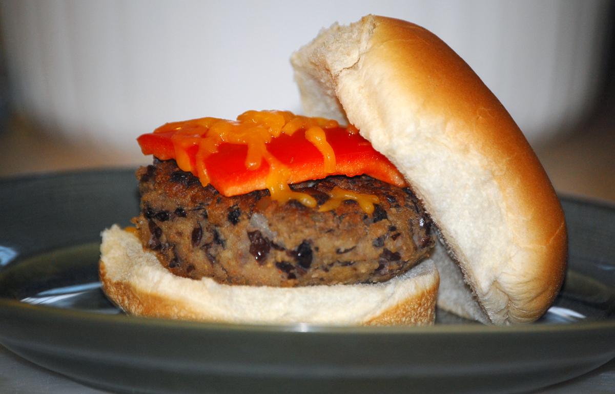 Recipe America S Test Kitchen Black Bean Burgers