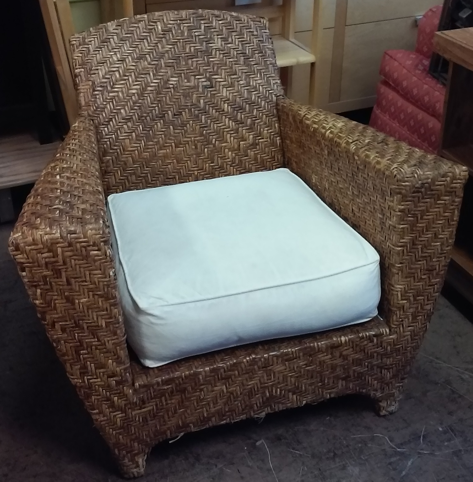 Pier One Rattan Chair Office Lift Uhuru Furniture And Collectibles Sold Reduced 1