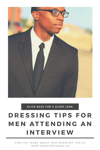Dressing Tips for Men Attending an Interview