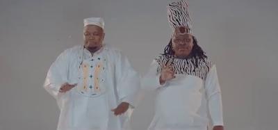 Mrisho Mpoto Ft Kassim Mganga - Kitendawili Video