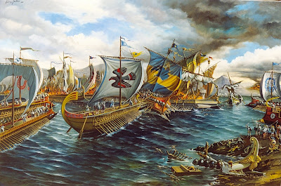 Battle of Salamis marked after 2,500 years