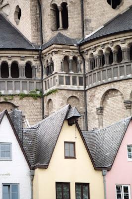Cologne Köln cathédrale