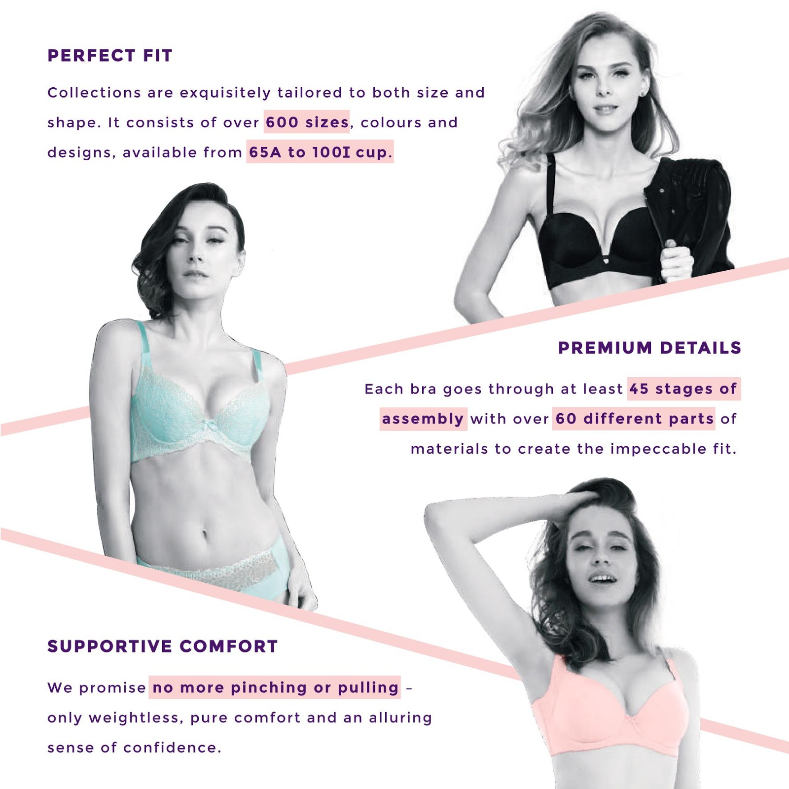 How to choose a bra
