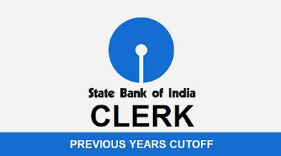 SBI Clerk Previous Year Cutoff: Prelims and Mains