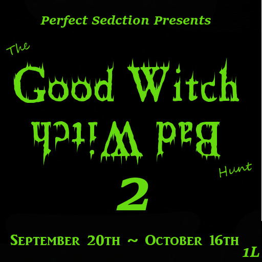 Good Witch Bad Witch Hunt