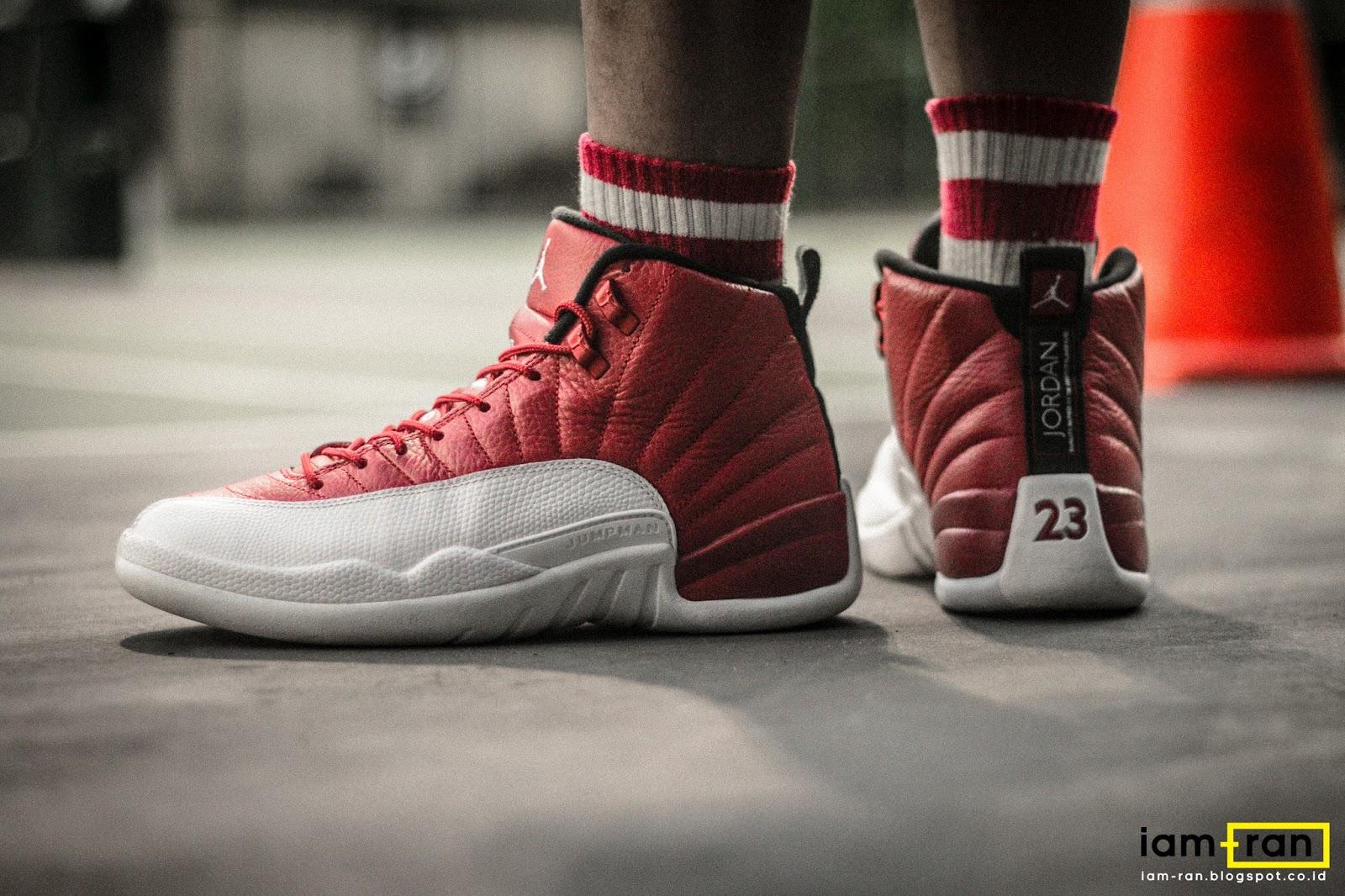 d9740a1678ea82 IAM-RAN  ON FEET   Rhyme on - Nike Air Jordan 12