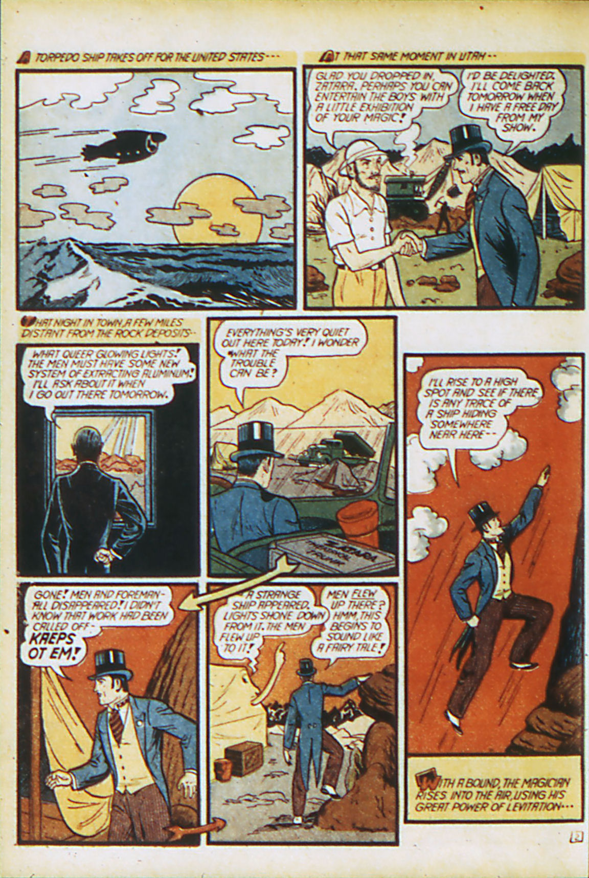 Read online Action Comics (1938) comic -  Issue #44 - 58