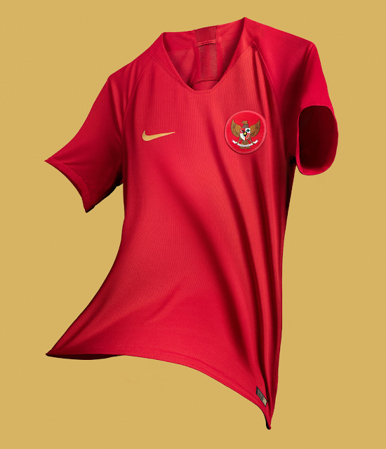 Indonesia 2018 Nike Kit
