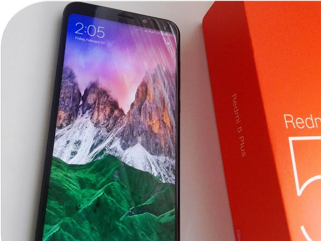 Xiaomi Redmi 5 and Redmi 5 Plus