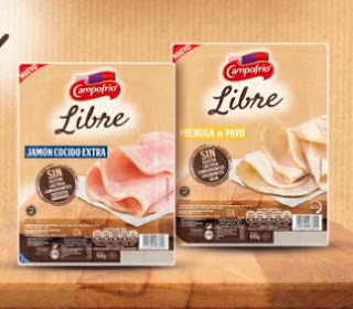 compra gratis Campofrio Iibre