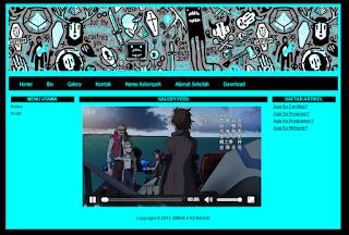 Desain Web HTML dan CSS Karya Anak SMK  KLIK MASAGENA
