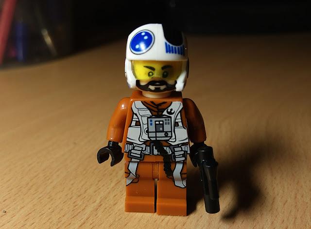 Пилот повстанцев лего купить