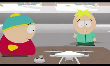 South Park Episodio 18x05 El arbusto mágico