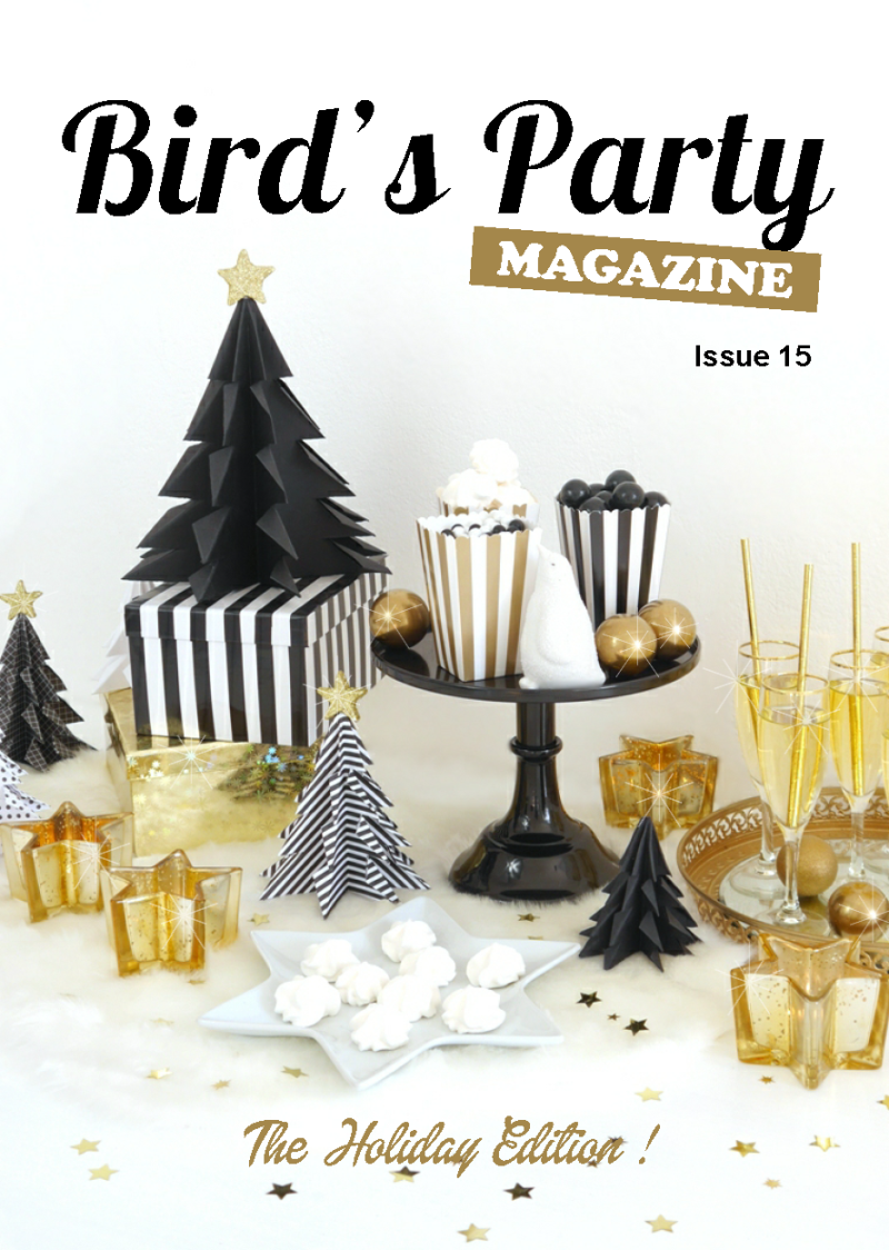 Click to Read - Holiday Party & Gift Guide 2016