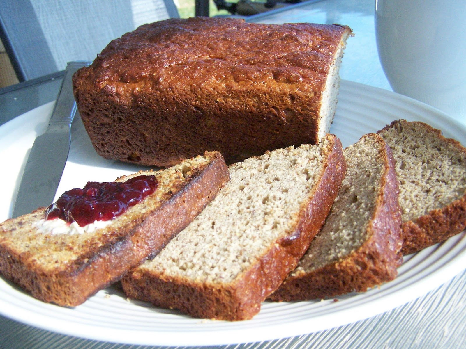 Really Good Low Carb Gluten Free Bread, bread machine