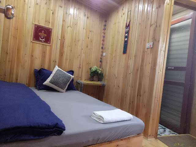 little sapa homestay -room