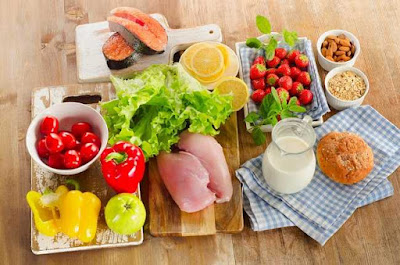 Makanan Diet Rendah Kalori dan Rendah Lemak yang Sehat dan Aman