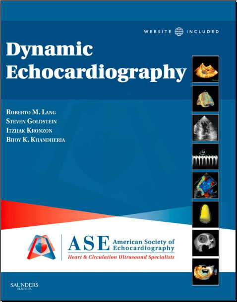 Dynamic Echocardiography- Expert Consult Premium Edition 1e [Saunders] [2010]