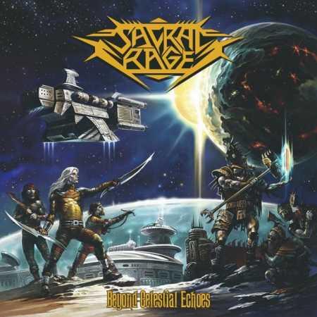 "SACRAL RAGE: Ακούστε το ""Necropia"" απο το επερχόμενο album"