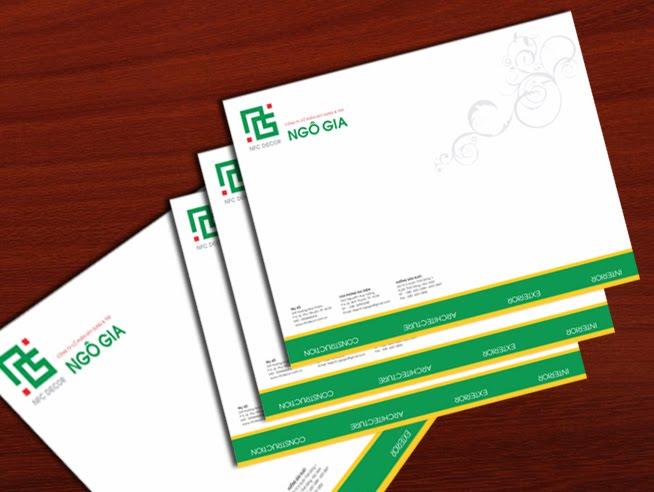 Dịch vụ in ấn bao thư giá rẻ