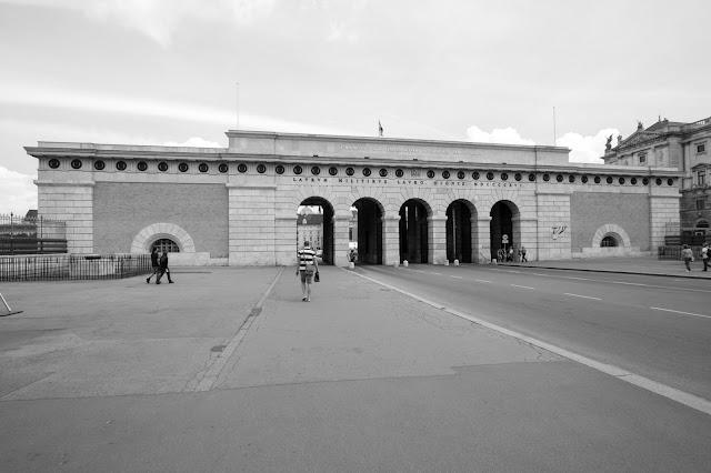 Hofburg-Vienna