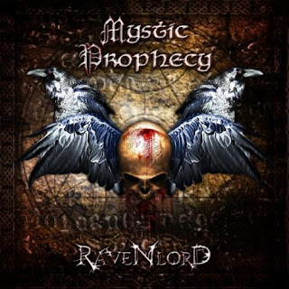 "Ακούστε το album των Mystic Prophecy ""Ravenlord"""