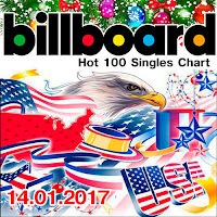 billboard - Billboard Hot 100 Singles Chart 14.01.2017