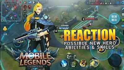 Gear Hero Lesley Mobile Legend Terbaik, dan Paling Baru