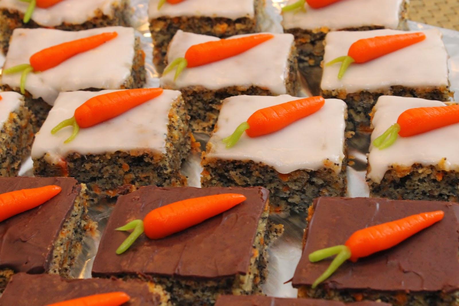 Saftige Rublischnitten Aka Karottenkuchen Aka Mohrenkuchen Vom