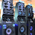 Sony New High Power Audio System MUTEKI MHC- V90DW